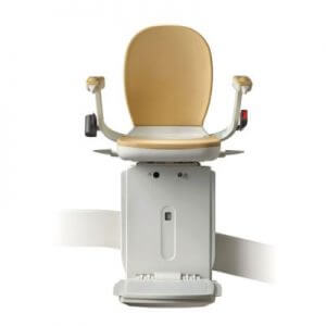Brooks Curved Stairlifts