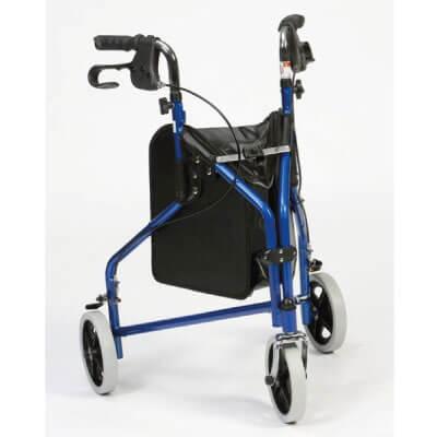 Homecraft Three-Wheeled Rollator Tri Walker