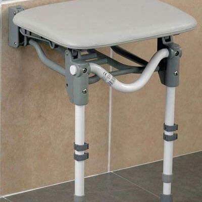 Homecraft Wall Mounted Shower Seat