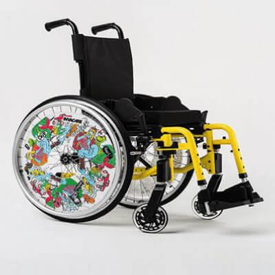 Invacare Action 3 Junior Children's Wheelchair