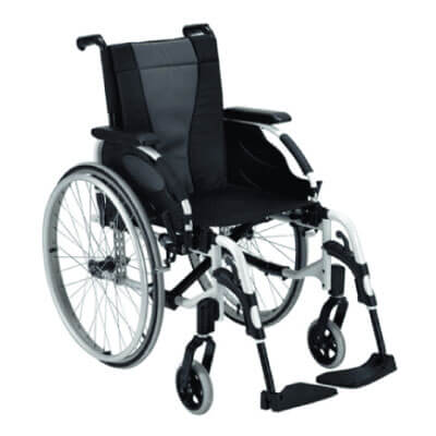 Invacare Action 3NG Lightweight Wheelchair