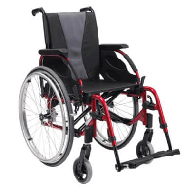 Invacare Action 4NG Manual Wheelchair