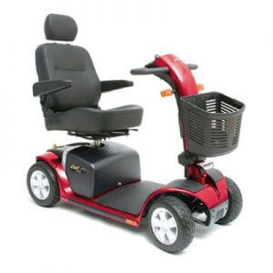 Pride Colt Deluxe Mobility Scooters